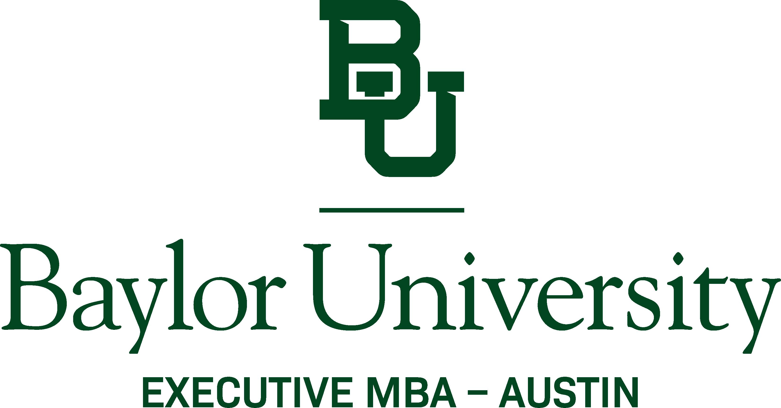 Baylor Business Executive MBA